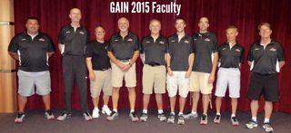2015 Faculty